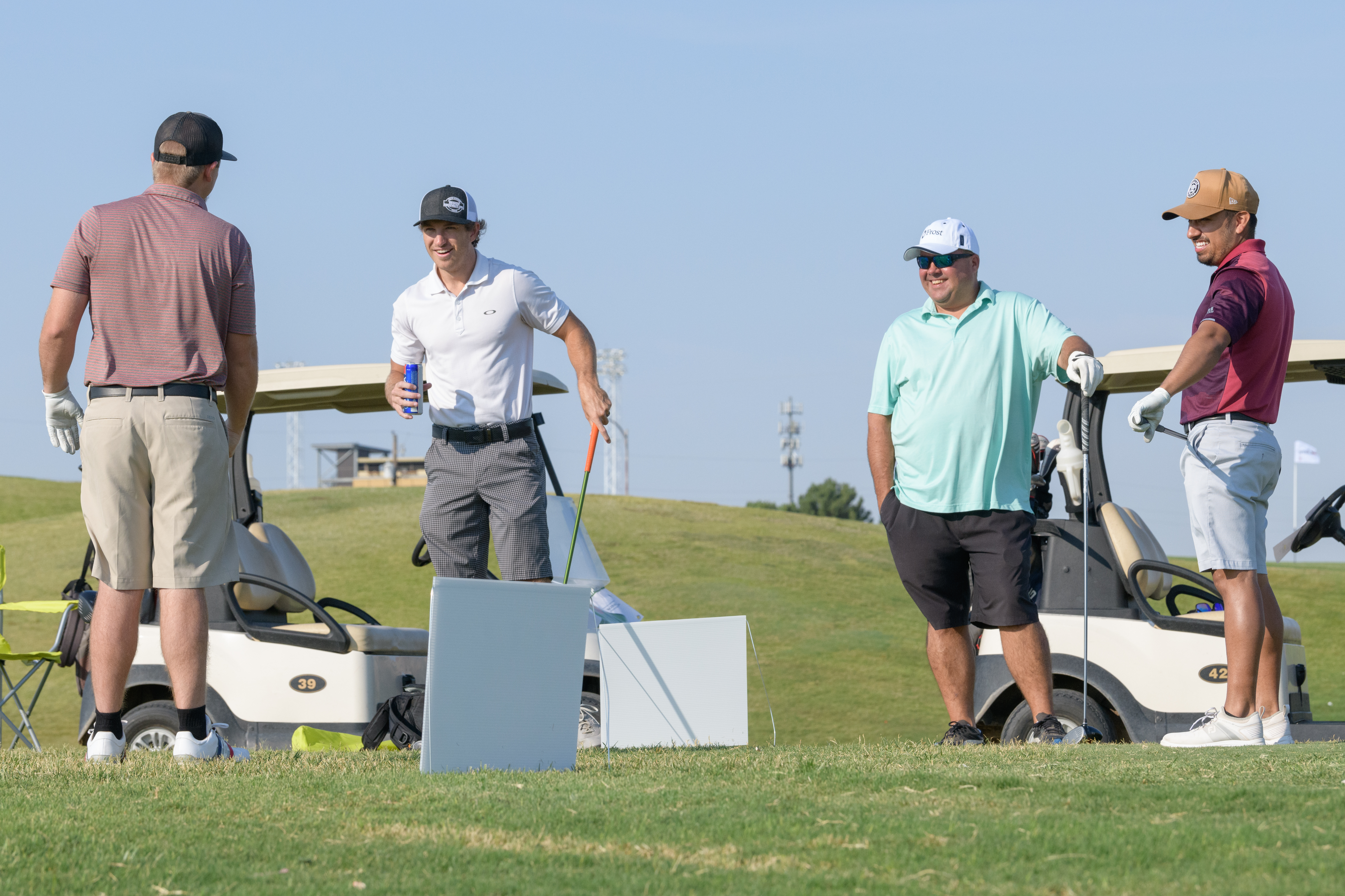 Chamber Golf 2020-2-11