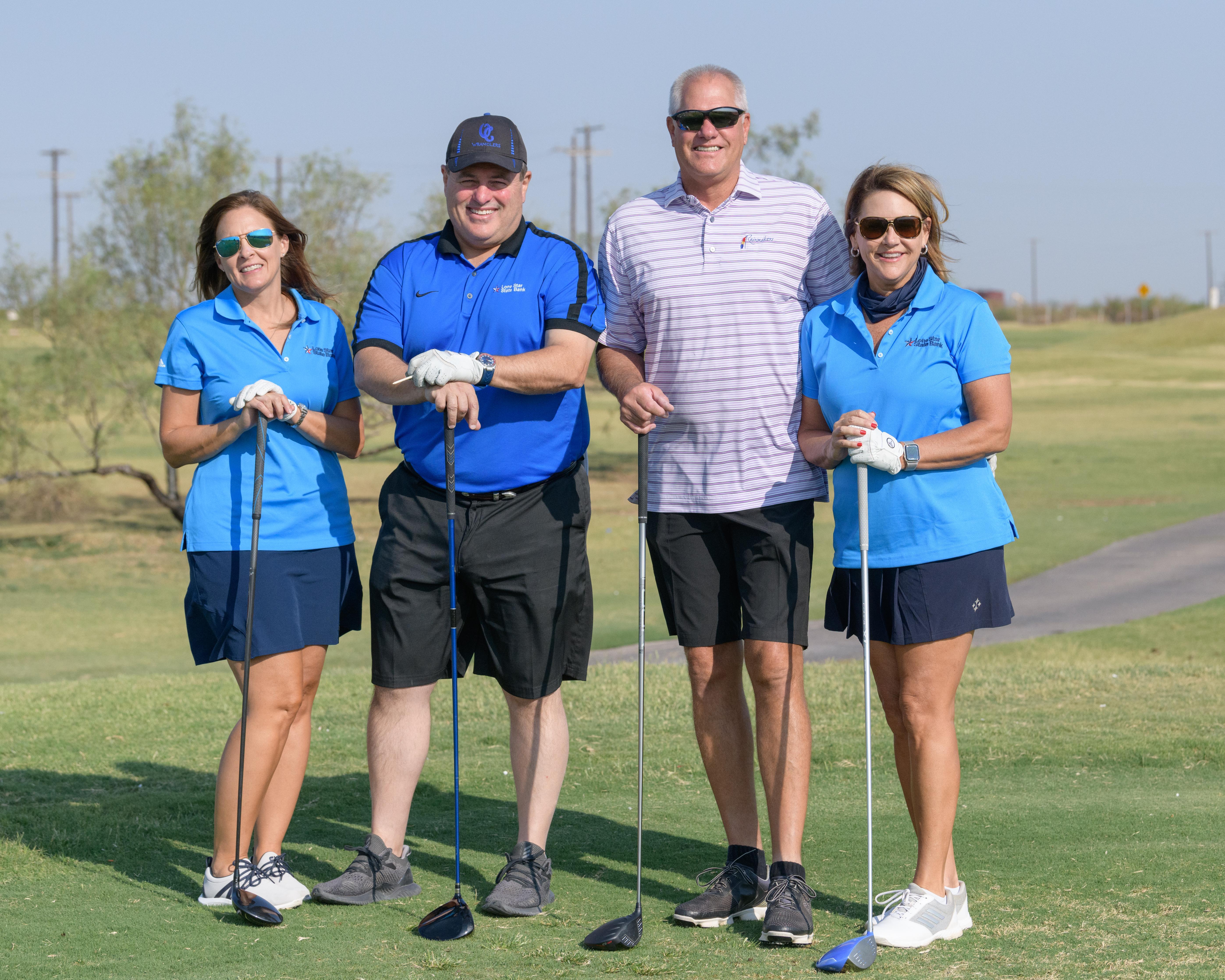 Chamber Golf 2020-2-18